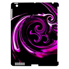 L589 Apple iPad 3/4 Hardshell Case (Compatible with Smart Cover)