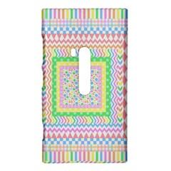 Layered Pastels Nokia Lumia 920 Hardshell Case