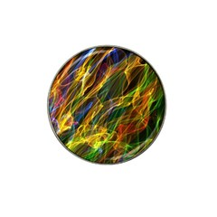 Colourful Flames  Golf Ball Marker (for Hat Clip)