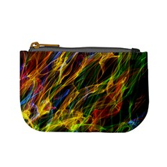 Colourful Flames  Coin Change Purse