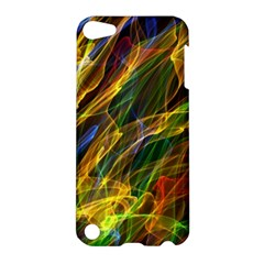 Colourful Flames  Apple iPod Touch 5 Hardshell Case