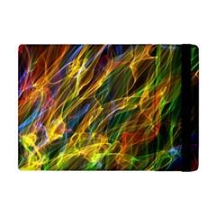 Colourful Flames  Apple iPad Mini Flip Case