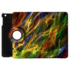 Colourful Flames  Apple iPad Mini Flip 360 Case