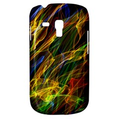 Colourful Flames  Samsung Galaxy S3 MINI I8190 Hardshell Case