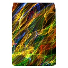 Colourful Flames  Removable Flap Cover (Large)