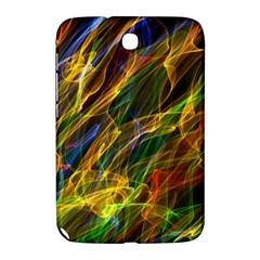 Colourful Flames  Samsung Galaxy Note 8 0 N5100 Hardshell Case