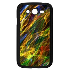 Colourful Flames  Samsung Galaxy Grand DUOS I9082 Case (Black)