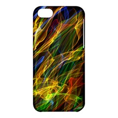 Colourful Flames  Apple iPhone 5C Hardshell Case