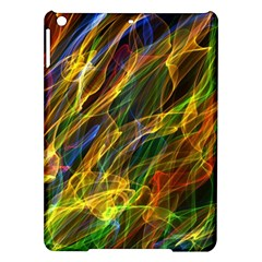 Colourful Flames  Apple Ipad Air Hardshell Case