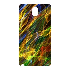 Colourful Flames  Samsung Galaxy Note 3 N9005 Hardshell Back Case
