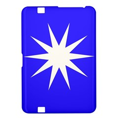 Deep Blue And White Star Kindle Fire HD 8.9  Hardshell Case
