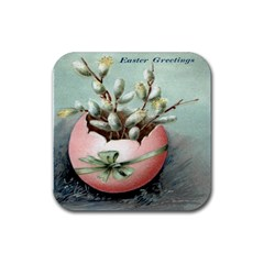 Victorian Easter  Drink Coaster (Square)