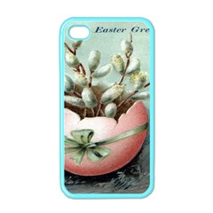 Victorian Easter  Apple iPhone 4 Case (Color)