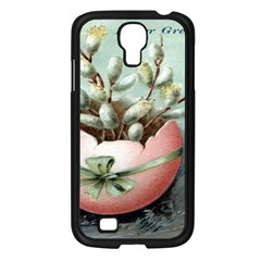 Victorian Easter  Samsung Galaxy S4 I9500/ I9505 Case (Black)