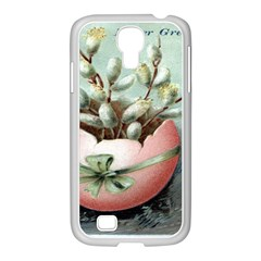 Victorian Easter  Samsung GALAXY S4 I9500/ I9505 Case (White)