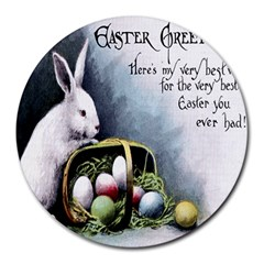 Victorian Easter  8  Mouse Pad (Round)