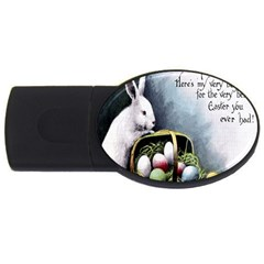 Victorian Easter  1GB USB Flash Drive (Oval)