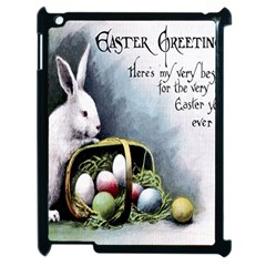Victorian Easter  Apple iPad 2 Case (Black)