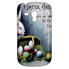 Victorian Easter  Samsung Galaxy S3 MINI I8190 Hardshell Case
