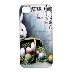 Victorian Easter  Apple iPhone 4/4S Hardshell Case with Stand