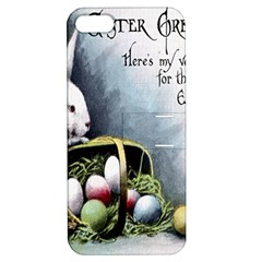 Victorian Easter  Apple iPhone 5 Hardshell Case with Stand