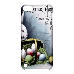 Victorian Easter  Apple iPod Touch 5 Hardshell Case with Stand