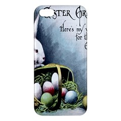 Victorian Easter  iPhone 5 Premium Hardshell Case