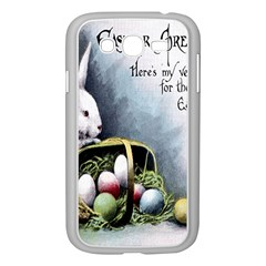 Victorian Easter  Samsung Galaxy Grand DUOS I9082 Case (White)
