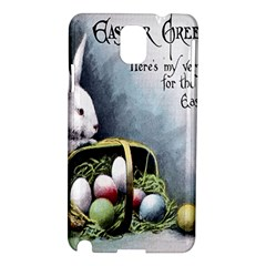 Victorian Easter  Samsung Galaxy Note 3 N9005 Hardshell Case