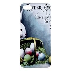 Victorian Easter  iPhone 5S Premium Hardshell Case