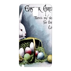 Victorian Easter  Samsung Galaxy Note 3 N9005 Hardshell Back Case