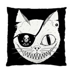 Cat Pirate s Life for Me Cushion Case (Single Sided)  Front