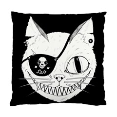 Cat Pirate s Life For Me Cushion Case (two Sided)
