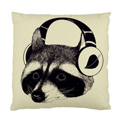 Raccoon Cushion Case (two Sided)