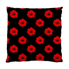Poppies Cushion Case (two Sided)