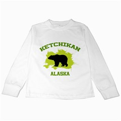 Ketchikan  Ak Kids Long Sleeve T Shirt