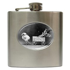 Victorian Easter Hip Flask
