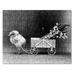 Victorian Easter Jigsaw Puzzle (Rectangle)