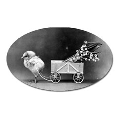 Victorian Easter Magnet (Oval)