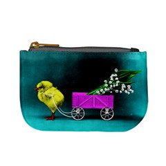 Victorian Easter Coin Change Purse