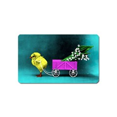 Victorian Easter Magnet (Name Card)