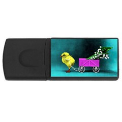 Victorian Easter 2GB USB Flash Drive (Rectangle)
