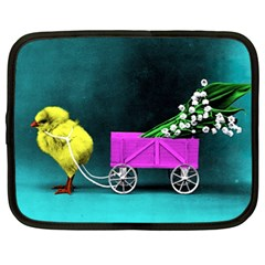 Victorian Easter Netbook Sleeve (XL)
