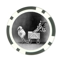 Victorian Easter Poker Chip (10 Pack)