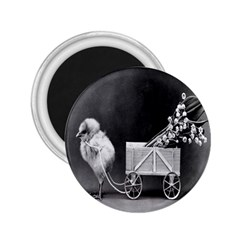 Victorian Easter 2.25  Button Magnet