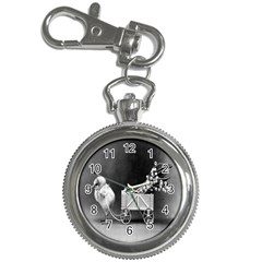 Victorian Easter Key Chain Watch
