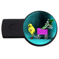 Victorian Easter 1GB USB Flash Drive (Round)