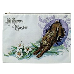 Victorian Easter Cosmetic Bag (XXL)