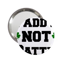 Paddynotpatty Handbag Mirror (2.25 )