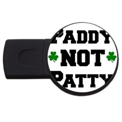 Paddynotpatty 2gb Usb Flash Drive (round)